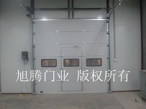 开封工业提升门 滑升门厂家