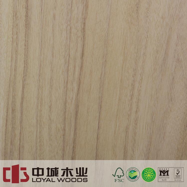 美国无影艳阳花天然木皮直纹AA级 家具饰面材料