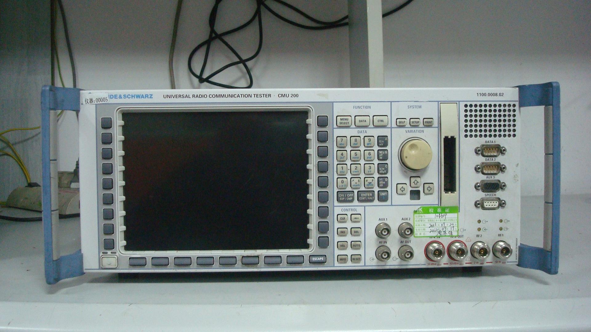二手租赁CMU200无线通信测试仪