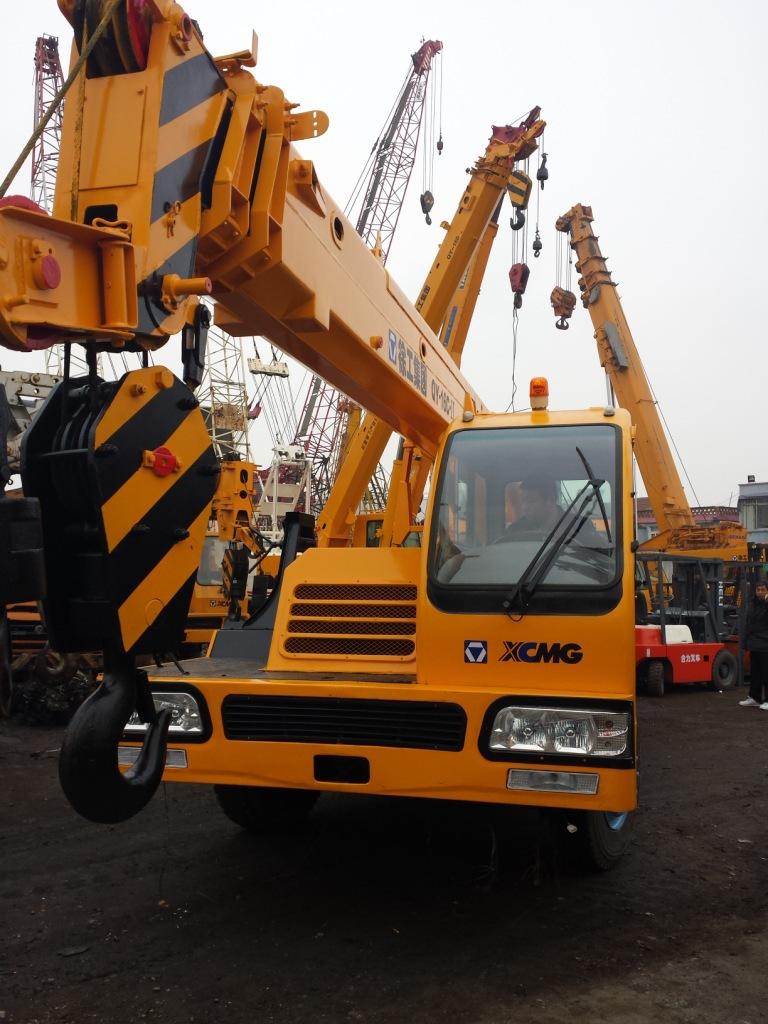 汽车吊16吨徐工浦沅中联16吨二手汽车吊车造船使用价格实惠