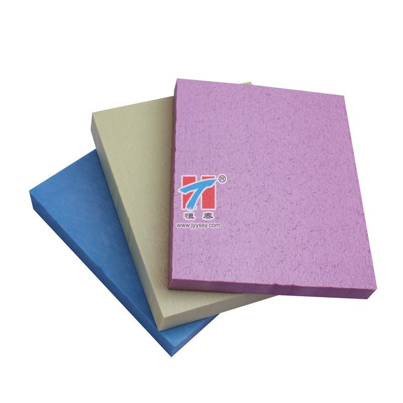 恒泰牌挤塑聚苯乙烯保温板(多种颜色) 厂家直销