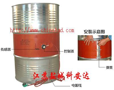 油桶专用电加热带 电热带 伴热带硅橡胶电加热带