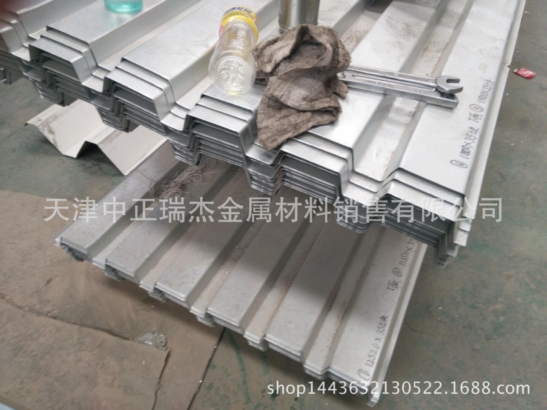 专业加工镀锌瓦楞板  600   688楼承板  波纹板 镀铝锌板卷