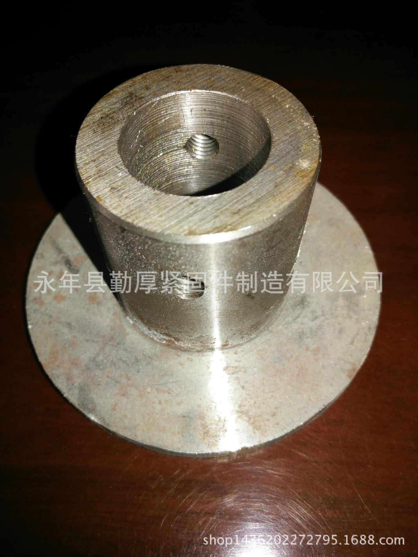 现货供应 各种规格·材质圆台螺母  非标螺母  非标丝杠