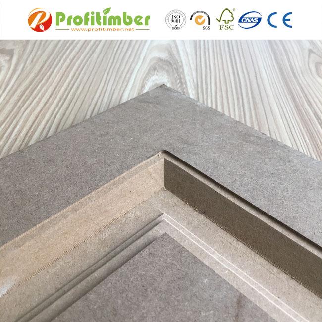 高密度板 雕刻板 镂洗板 1220*2440*9-25mm橱柜门专用 高品质