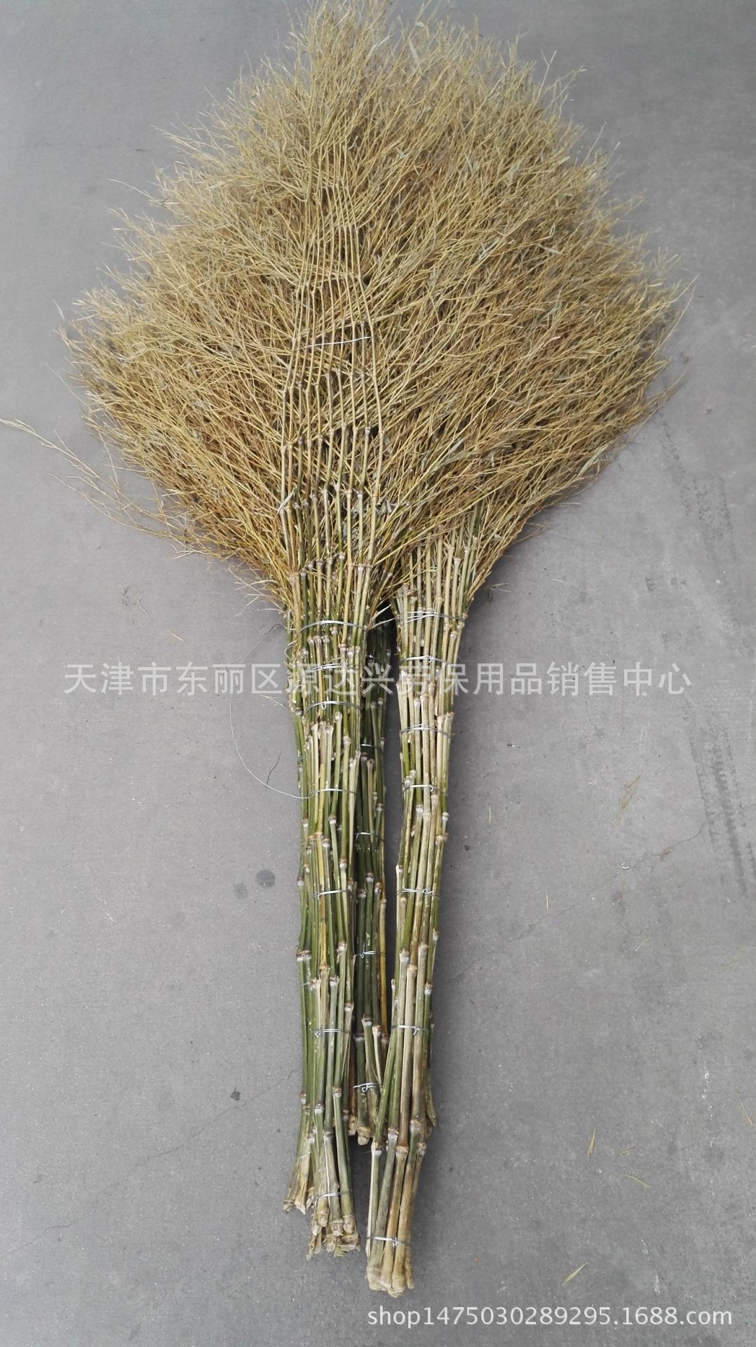 环卫物业清洁专用纯金枝竹子大扫把 保洁大扫帚 无叶净苗扫把