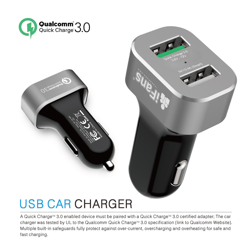 Car Charger Type C