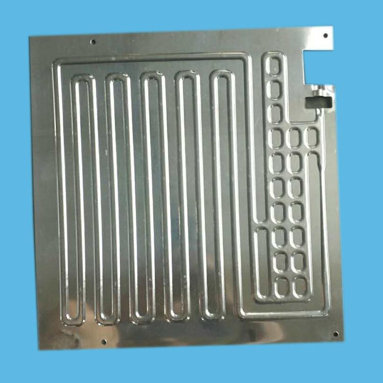 新能源电动汽车电池冷却系统 动力电池热管式冷却板