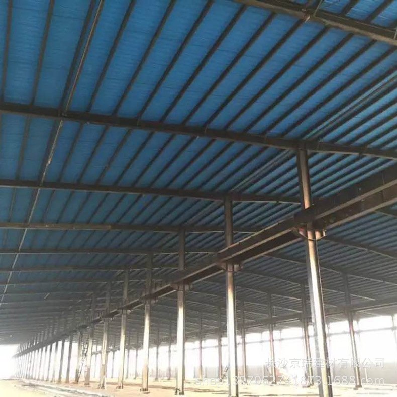 厂家供应京瑞 pvc塑钢瓦 工业厂房用 塑料建材 品质保证