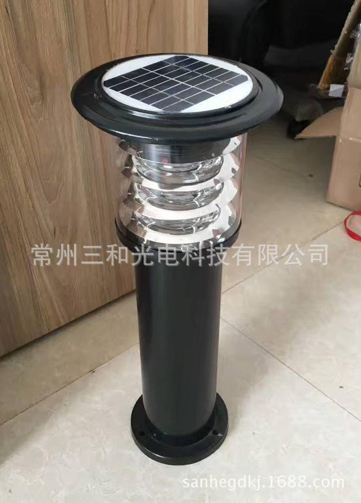 厂家直销太阳能草地灯 太阳能草坪灯 草地照明灯具 3W太阳能