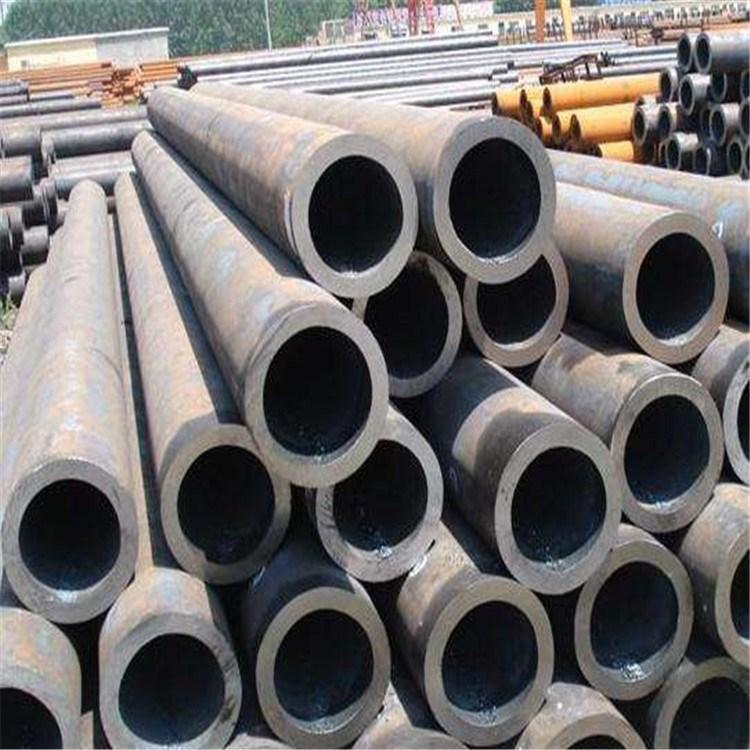 山东钢管厂家现货供应15CrMo合金管159*6大口径合金管 质优价廉