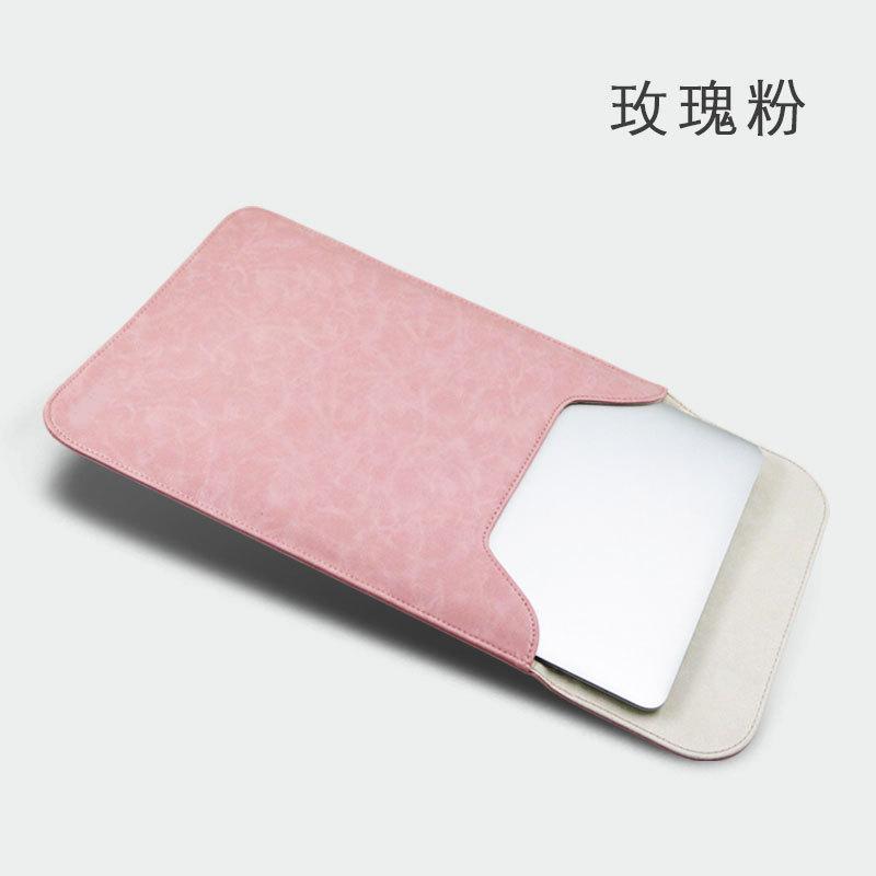 笔记本内胆包苹果Macbook可以加印LOGO速卖通11.6寸南美皮套内胆