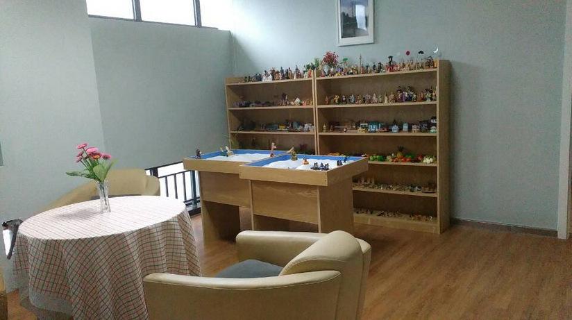 学校心理咨询室设备心理沙盘1200系列
