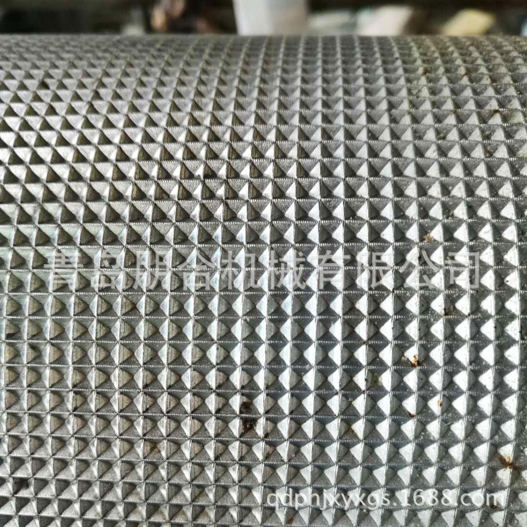 厂家直销 镜面压花辊 优质不锈钢压花辊 五金通用滚筒 现货批发