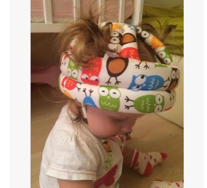 宝宝学步帽 防摔帽 防护帽 学步防撞帽婴儿帽 安全帽 母婴用品