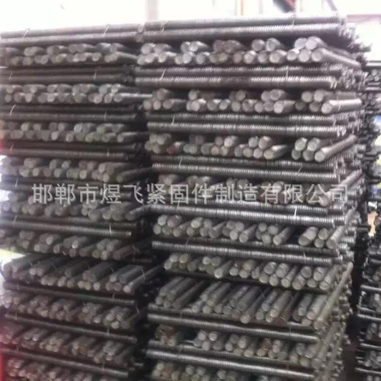 厂家直销 全螺纹丝杠 国标全扣丝杠 高强度丝杆 可定做