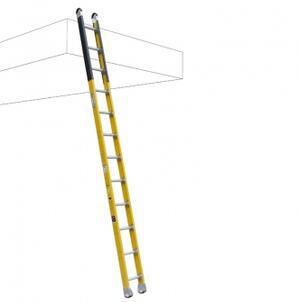 正品保证 美国Werner/稳耐 沙井梯  绝缘玻璃钢梯子