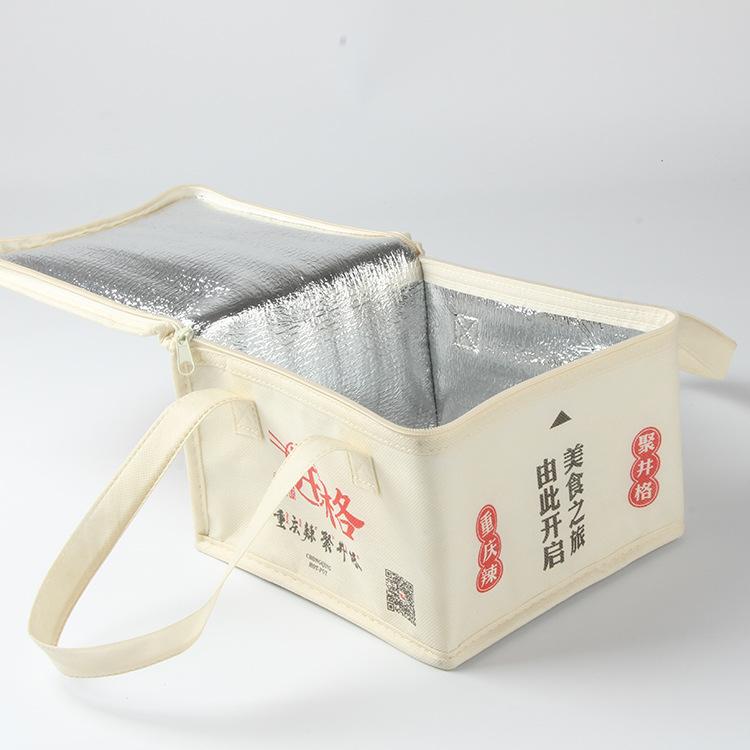 厂家直销保温包 外卖饭盒保鲜冰包袋批 食品生鲜水果保温袋