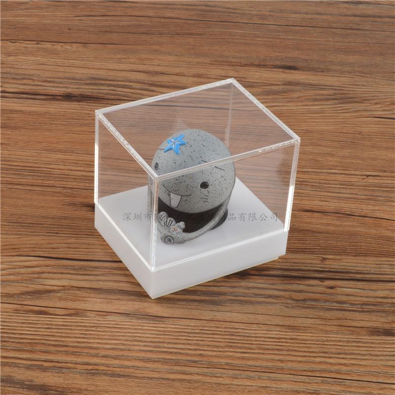 UV打印丝印印刷加工 有机玻璃打标 LOGO图案定制 亚克力面板盒子