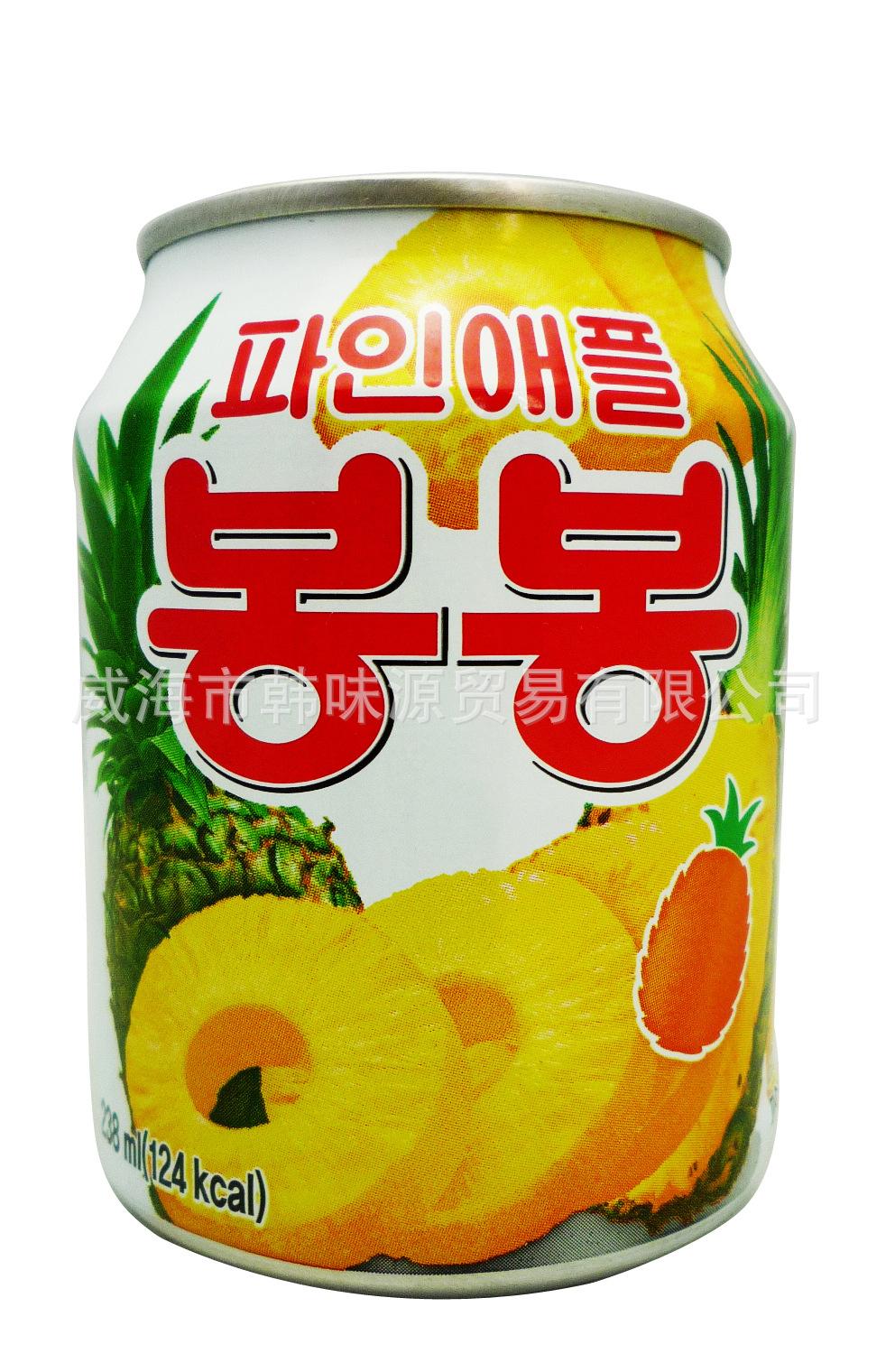 海太菠萝汁