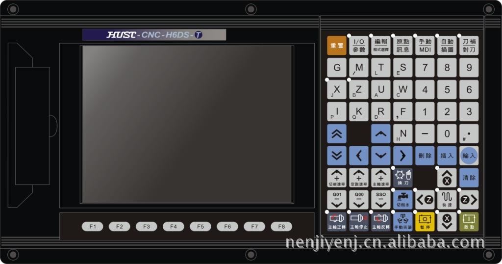 代理销售台湾亿图数控系统(H6DS-T)数控系统伺服驱动伺服电机
