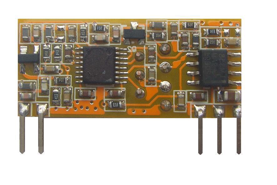 RXB8 无线超外差接收模块 门控器抗干扰接收模块